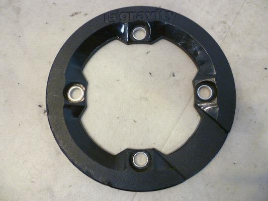 バッシュガード φ150 PCD104mm