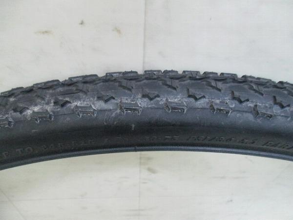 クリンチャータイヤ MUD WRESTLER 700x33c ブラック