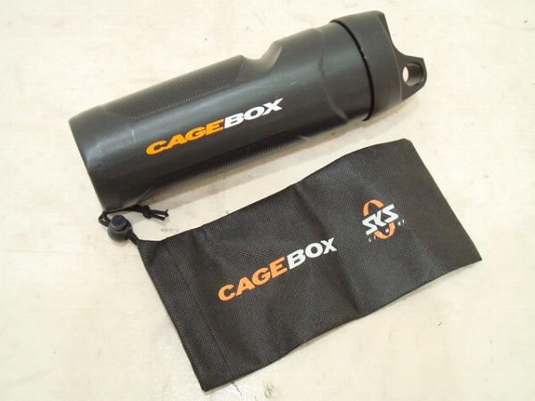 ケージボックス(CAGE BOX) ツールボトル