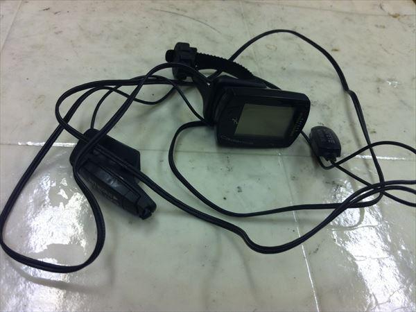 【*電池/マグネット無し】サイクルコンピューター CC-RD200 STRADA Cadence