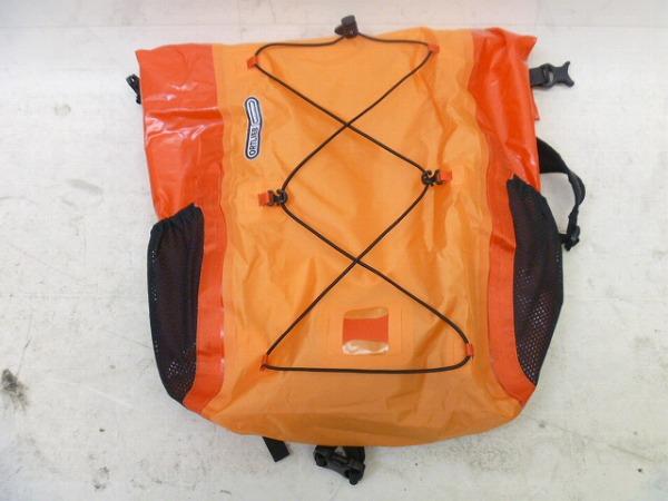 バックパック ライトパックプロ25 25L オレンジ/シグナルレッド