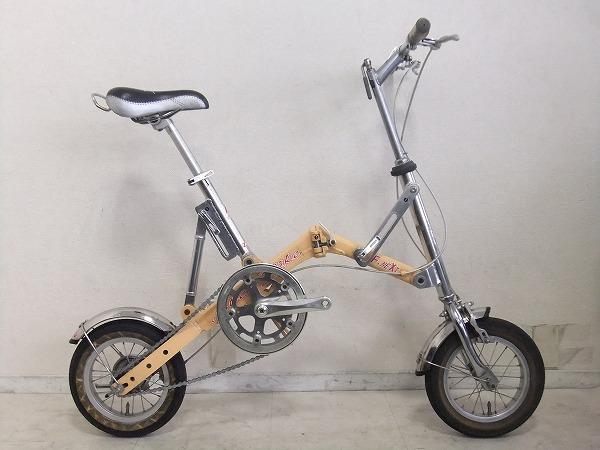 ステッキバイク