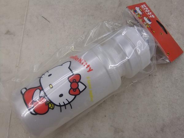 ボトル HELLO KITTY Screw Bottle ホワイト