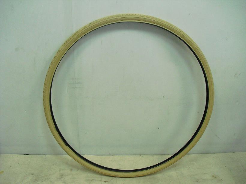 クリンチャータイヤ 700×26C ホワイト