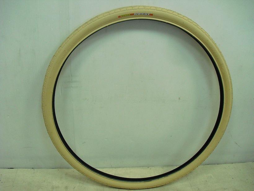 クリンチャータイヤ KWEST 26×1.25