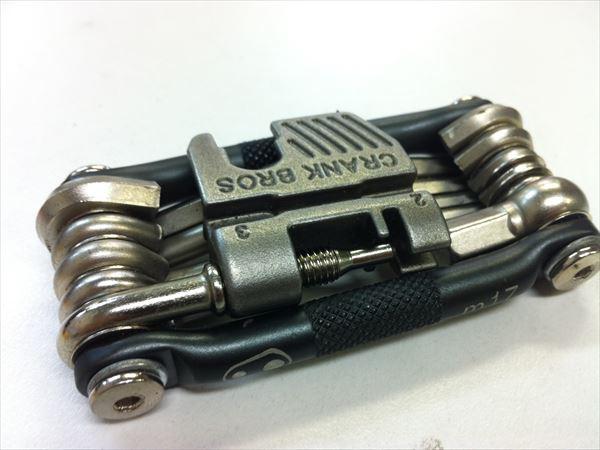 自転車携帯工具17機能 マルチ 17