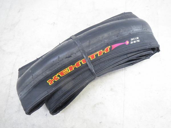 クリンチャータイヤ XENITH 26x1.50 ブラック