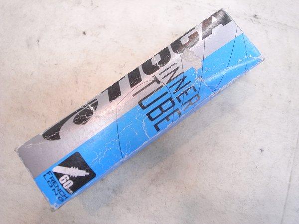 チューブ 650x18-28c 仏式/60mm