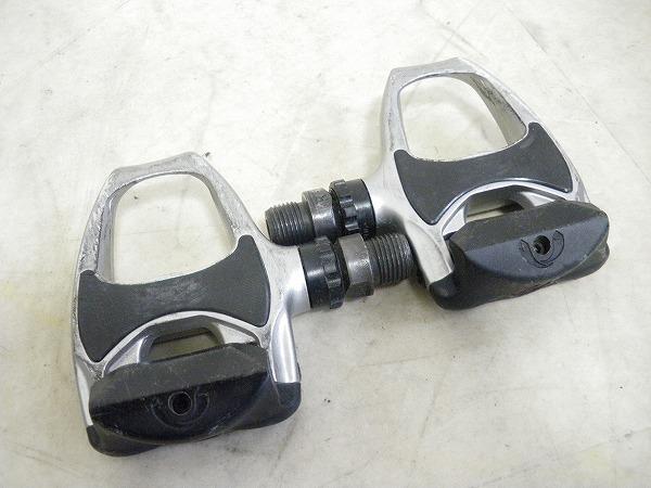 PD-R540 ビンディングペダル シルバー SPD-SL対応 ※微ガタ有