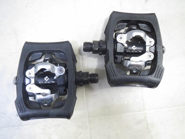ビンディングペダル PD-T400 CLICKR SPD ブラック
