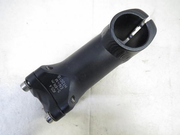 アヘッドテム 75/25.4/28.6mm +10° ブラック