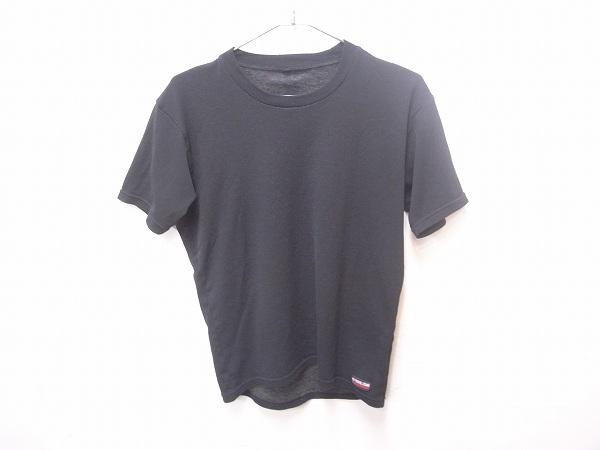 半袖インナーシャツ XL ブラック