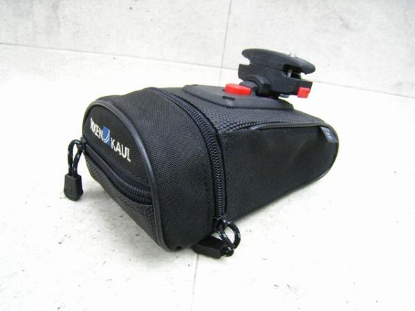 サドルバッグ MICRO150 PLUS ブラック