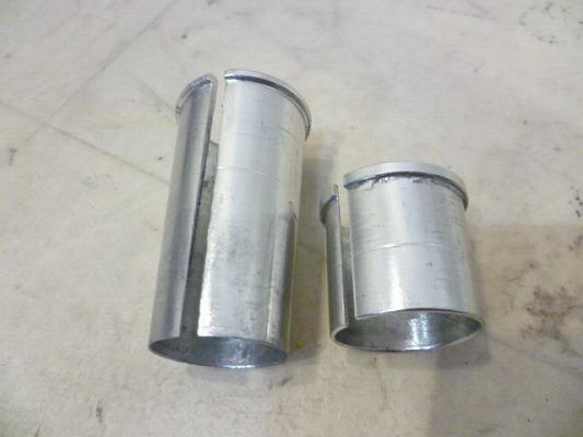 シートポストシム 27.2mm変換用