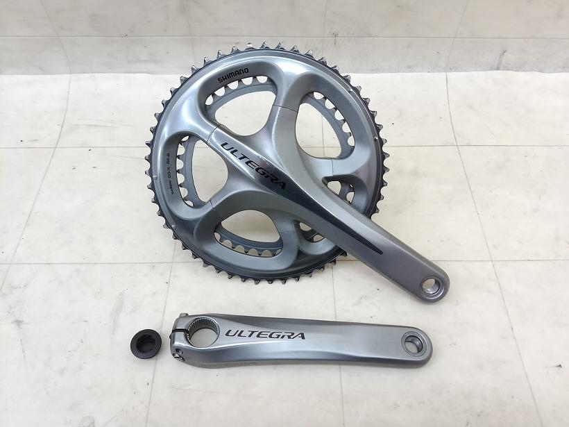 クランクセット FC-6700 ULTEGRA 172.5mm 52-39T