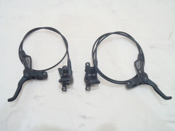 油圧ブレーキレバー&キャリパーセット ELIXR1 760/1310mm(実測)