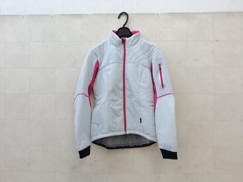 インサレーションジャケット W7900-BL M(レディス)サイズ