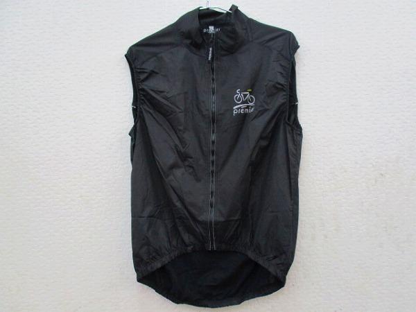 ベスト XLサイズ ブラック