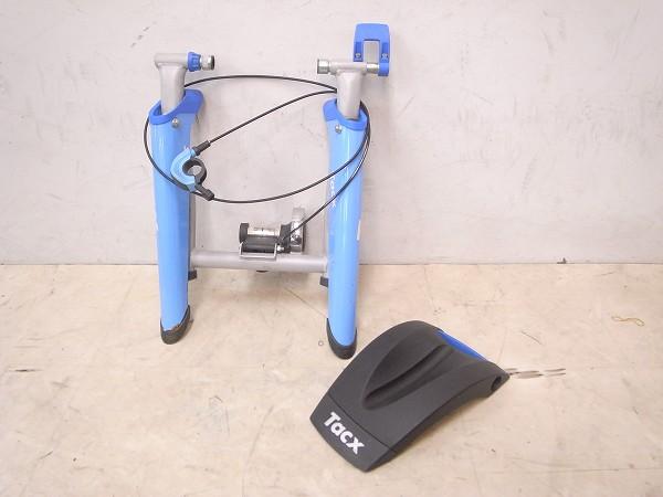 ローラー台 SATORI ブルー ※欠品、レバー破損、サビあり