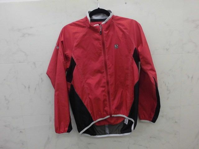 長袖ジャケット レッド サイズ:L