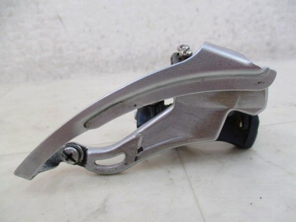 フロントディレイラー FD-M570 DEORE LX 3s 34.9mm デュアルプル