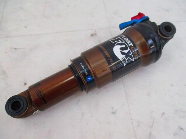 リアサスペンション FLOAT CTD KASHIMA COAT 165mm ※動作未確認