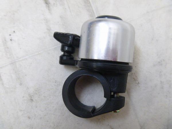 ベル 25.4mm シルバー
