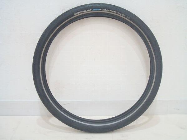 タイヤ MARATHON RACER 18X1.50(40-355) クリンチャー ブラック