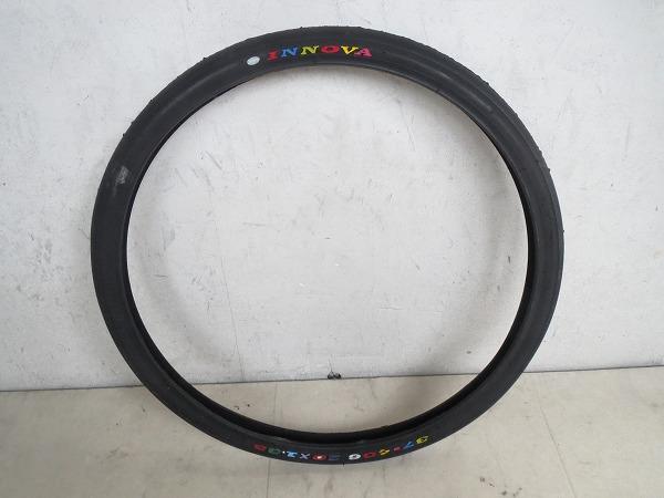 クリンチャータイヤ 37-406(20x1.35) ブラック カラーリング/塗装あり