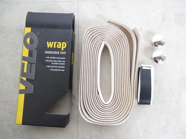 バーテープ WRAP ゴールド