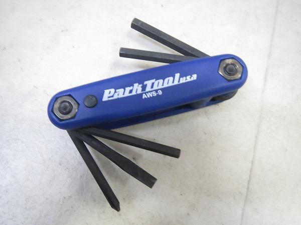 携帯工具 AWS-9 5TOOL ブルー/ブラック