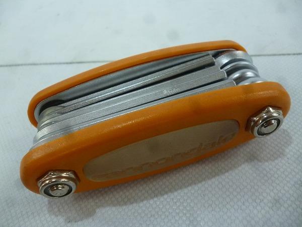 携帯ツール オレンジ