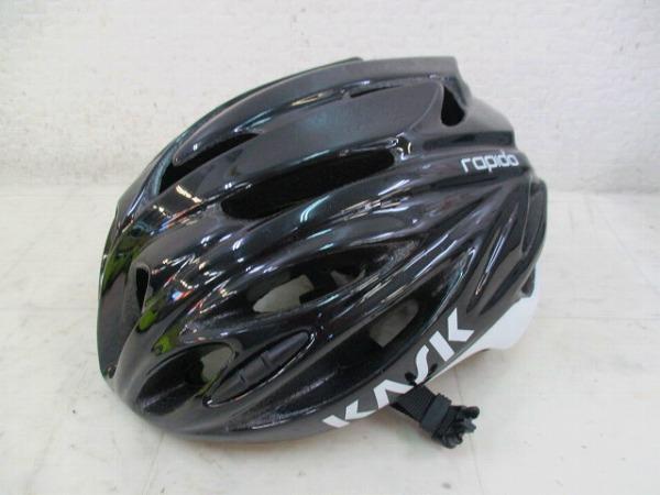 ヘルメット RAPIDO 59-62cm ブラック