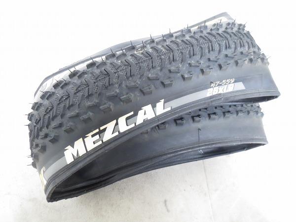 クリンチャータイヤ MEZCAL 26x1.90(47-559)