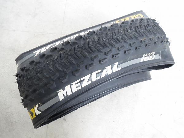 クリンチャータイヤ MEZCAL 26x2.1(54-559)