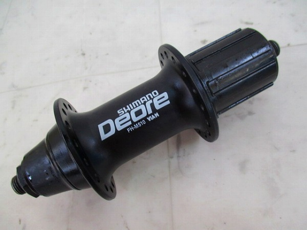 リアハブ FH-M510 32H 135mm