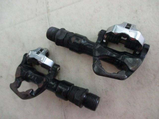 ビンディングペダル W41 シマノSPD対応