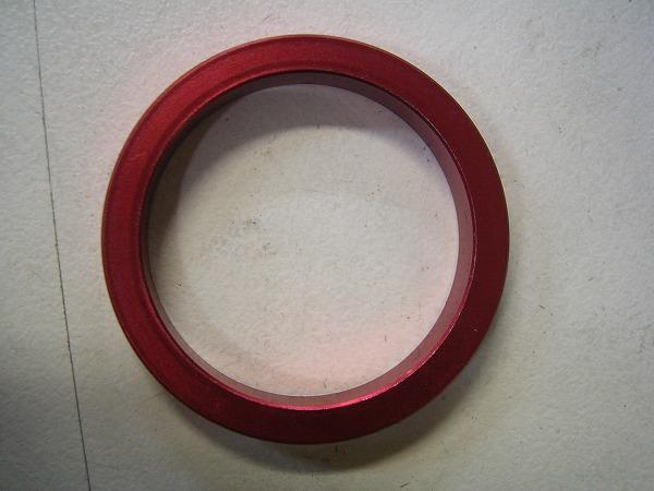 コラムスペーサー RED 5mm OS