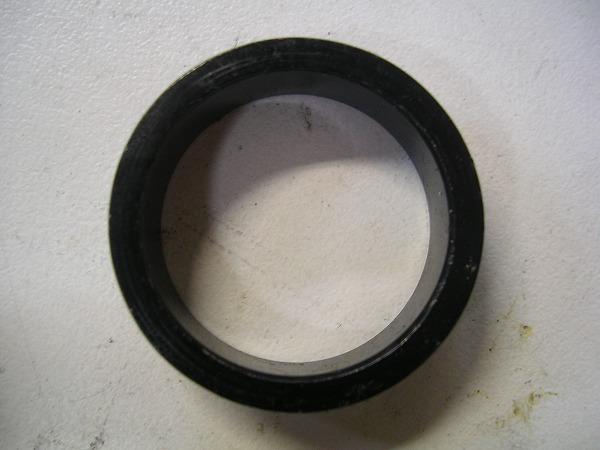 コラムスペーサー 10mm OS ブラック