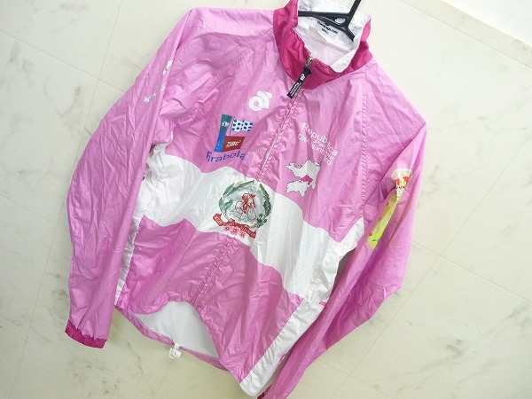 ジャケット ポリエステル Sサイズ