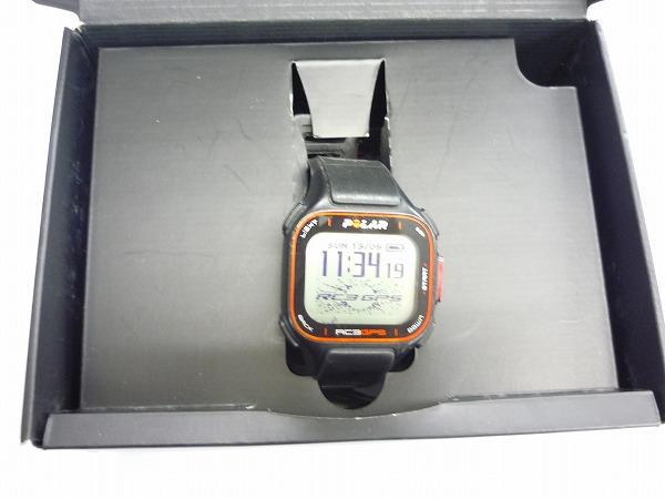 心拍計付スポーツウォッチ RC3 GPS