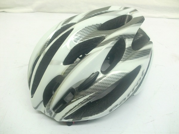 ヘルメット Parrotロゴ XLサイズ ホワイト