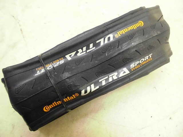 タイヤ Ultra Sport  700x23c