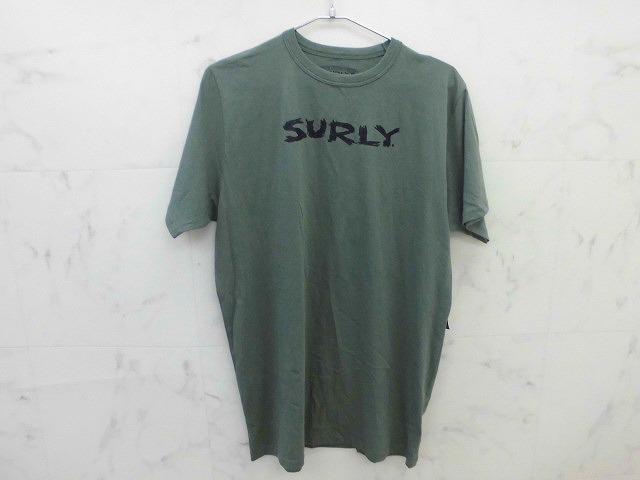 半袖Tシャツ カーキ サイズ:M