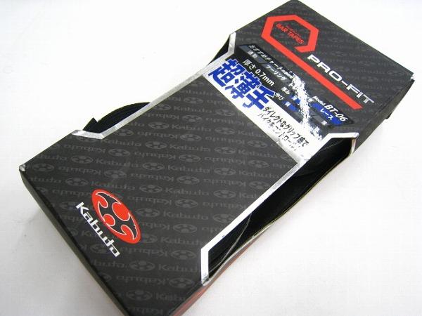 バーテープ BT-06 超薄手タイプ ブラック