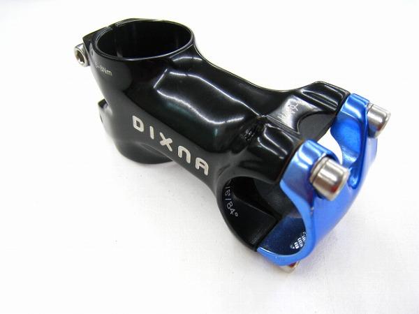 アヘッドステム 60/26.0mm/OS ブラック/ブルー