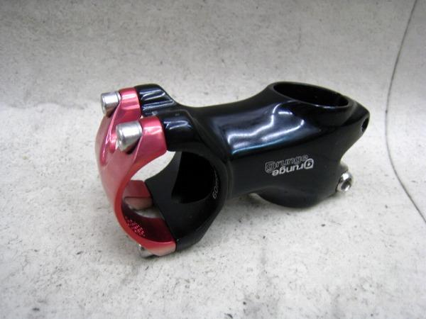 アヘッドステム 60/31.8mm/OS ブラック/ピンク
