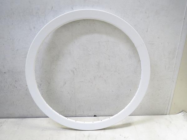 クリンチャーリム 700c 36H ホワイト
