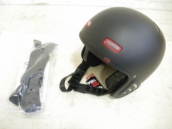 FULL FLEX ヘルメット マットブラック Lサイズ(58-62cm) 2016年モデル