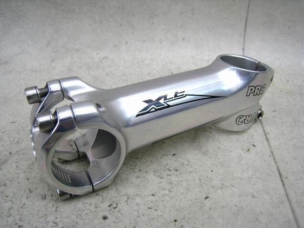 アヘッドステム XLT 100/31.8/28.6mm シルバー